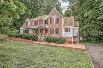 Powhatan Single Family Home For Sale: 1600 Walkers Ridge Road