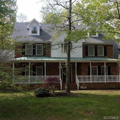 Chester Single Family Home For Sale: 211 Scrimshaw Drive