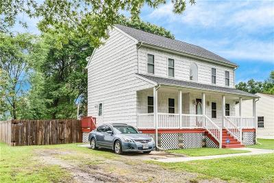 Hopewell Single Family Home For Sale: 401 Briarwood Circle