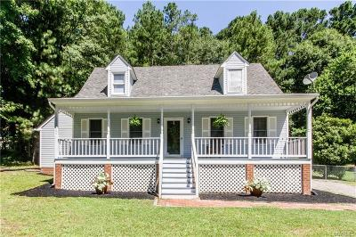 Petersburg Single Family Home For Sale: 25306 Walkers Landing Court