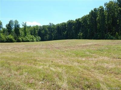 Powhatan County Residential Lots & Land For Sale: 5245 Old Tavern Drive