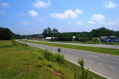 Amelia County Commercial For Sale: 3.832 Acres, Patrick Henry Highway