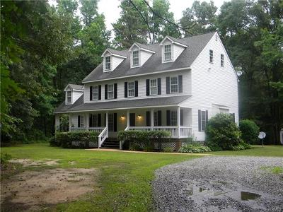 Henrico Single Family Home For Sale: 1550 Cedar Valley Lane