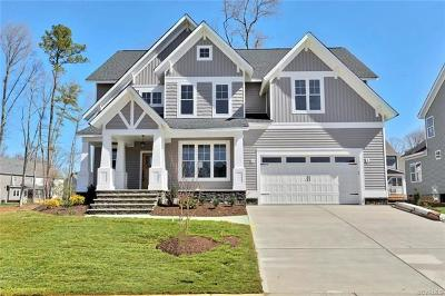 South Chesterfield Single Family Home For Sale: 19919 Oyster Point Court