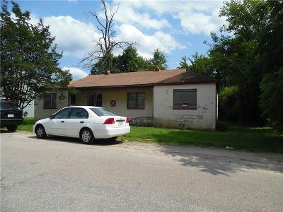 Colonial Heights VA Multi Family Home Pending: $56,350