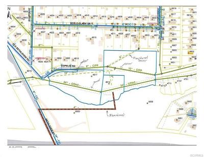 Henrico Residential Lots & Land For Sale: 4817 Copelin Road