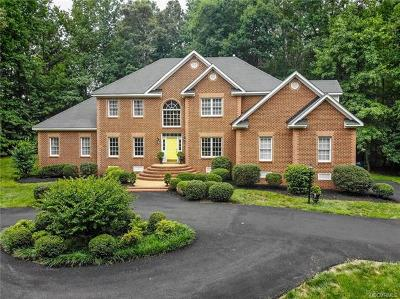 Chesterfield Single Family Home For Sale: 15500 Chesdin Green Way