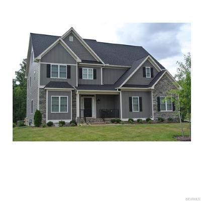 Glen Allen Single Family Home For Sale: 5351 Heather Brook Lane