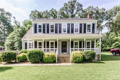 Single Family Home Sold: 10323 Hamlin Drive