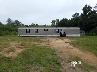 Brunswick County Single Family Home For Sale: 1978 Doctor Purdy Road