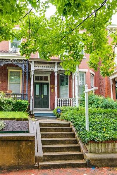 Richmond Multi Family Home For Sale: 1324 Floyd Avenue