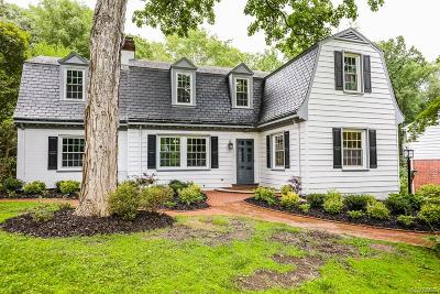 Henrico Single Family Home For Sale: 1007 Dinwiddie Avenue