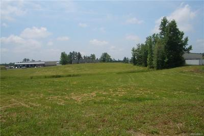 Amelia County Commercial For Sale: 3.06 Acres, Patrick Henry Highway