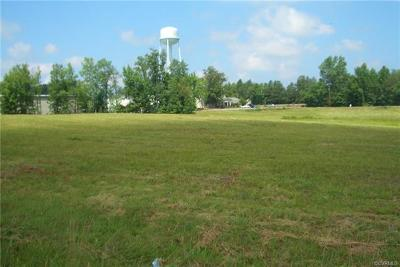 Amelia County Commercial For Sale: 1.70 Acres, Goodes Bridge Road