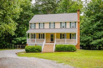 Hanover County Single Family Home For Sale: 7268 Peanut Lane