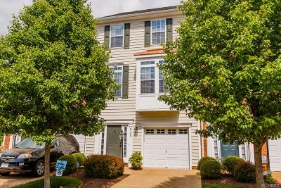Hanover County Condo/Townhouse For Sale: 8183 Belton Circle #8183