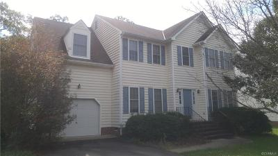 Henrico Rental For Rent: 2417 Summerwood Drive