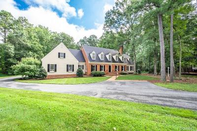 Henrico Single Family Home For Sale: 23 West Runswick Drive