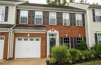 Hanover County Condo/Townhouse For Sale: 10108 Cool Hive Place #10108