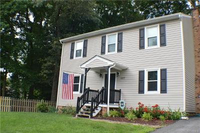 Colonial Heights VA Single Family Home For Sale: $199,950