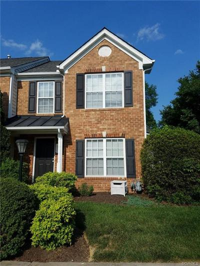 Richmond VA Condo/Townhouse For Sale: $184,950