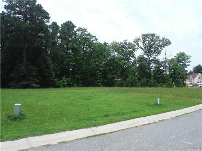 Henrico Residential Lots & Land For Sale: 7740 Jarwin Lane