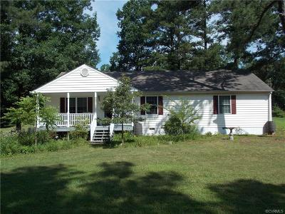 Chesterfield Single Family Home For Sale: 9100 Shawonodasee Road