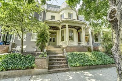 Richmond Single Family Home For Sale: 1517 Hanover Avenue