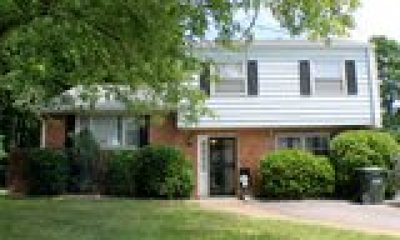 Richmond Single Family Home For Sale: 5724 Larrymore Road
