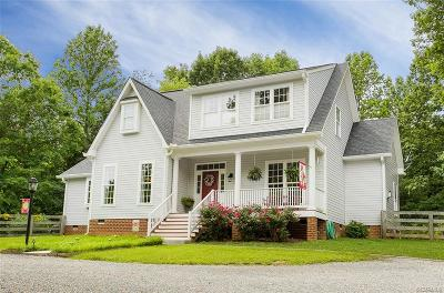 Goochland Single Family Home For Sale: 3014 Redeye Court