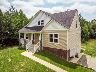 Powhatan Single Family Home For Sale: 2981 Palaver Bluff