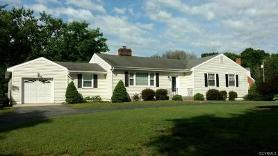 Hopewell Single Family Home For Sale: 711 Mansion Drive