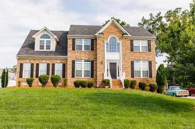 Chester Single Family Home For Sale: 13224 Silverdust Lane