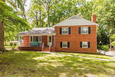 Mechanicsville Single Family Home For Sale: 8263 Atlee Road