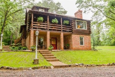 Mechanicsville Single Family Home For Sale: 8353 Beatties Mill Road