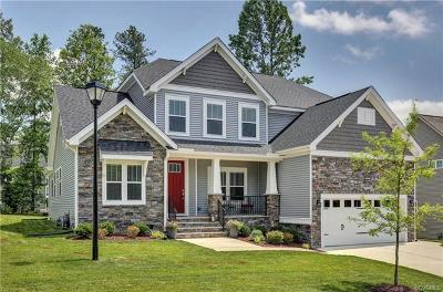 Midlothian Single Family Home For Sale: 14901 Distaff Road