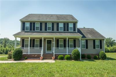 Goochland Single Family Home For Sale: 1423 Stokes Station Road