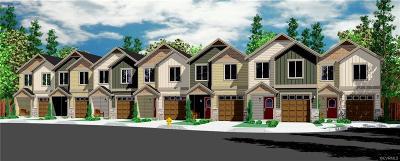 Blackstone Condo/Townhouse For Sale: 108 & 202 Bird Road #A