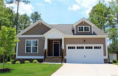 Midlothian Single Family Home For Sale: 14224 Ashmill Drive