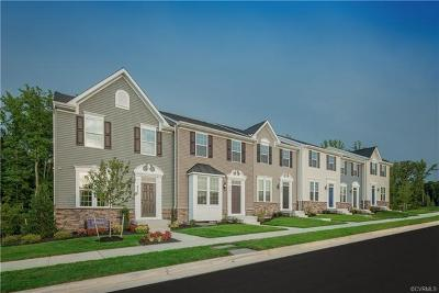 Chesterfield Condo/Townhouse For Sale: 7825 Etching Street #S-A