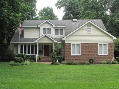 Single Family Home For Sale: 405 Rivers Bend Circle
