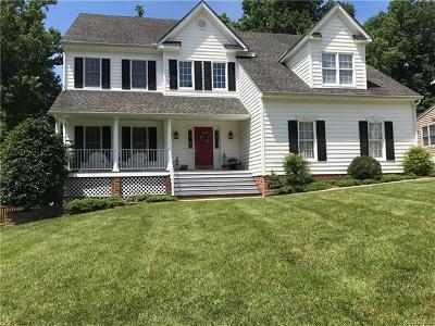 Mechanicsville Single Family Home For Sale: 9454 Indianfield Drive