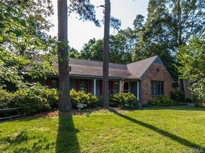 Chester Single Family Home For Sale: 13108 Sir Scott Drive