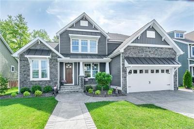 Chesterfield Single Family Home For Sale: 3907 Graythorne Drive