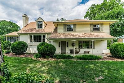 Colonial Heights Single Family Home For Sale: 105 Sherwood Drive