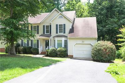 Single Family Home Pending: 2006 Providence Creek Trail
