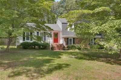 New Kent Single Family Home For Sale: 5920 Hingham Drive
