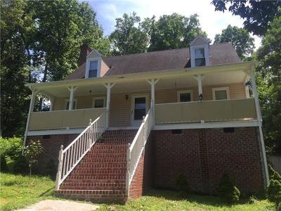Henrico Single Family Home For Sale: 9611 Della Drive