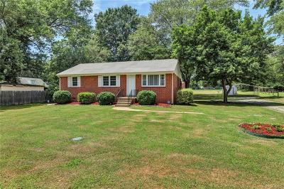 Richmond Single Family Home For Sale: 1946 Powell Road
