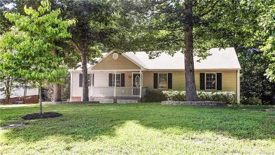 Dinwiddie County Single Family Home For Sale: 3716 West Autumn Drive
